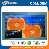 Anrecson 46 inch Splicing TV Wall Display Advertising LCD Video Wall