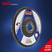 10 years manufacturer experience 120 Grit super flap disc