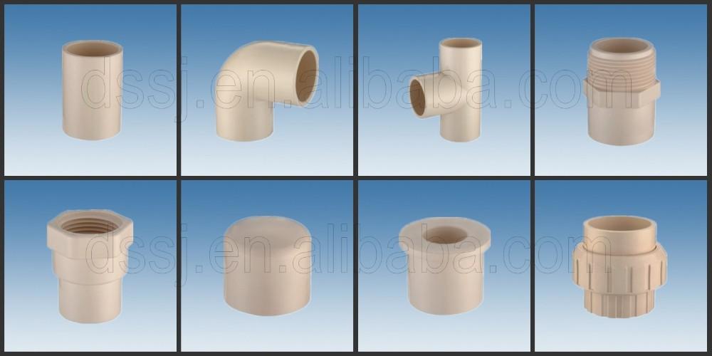cpvc 1.jpg  sc 1 st  Alibaba & Pvc Pipe Fitting Threaded End Cap Cupc Nsf Astm Abs 11/2 Inch ...
