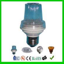 Good quality export remote control led flash light bulb