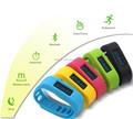 أفضل سعر بيع الساخنة الذكية عداد السعرات الحرارية مقياس الخطو braclet