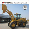 chinese manufacturer wolwa brand 3T loader machine for sale