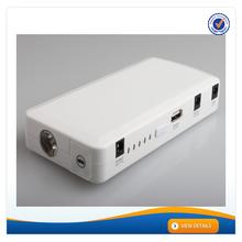 AWC229 Multi Function SOS Jump Start Battery Charger 12000mAh Portable Mini Car Jump Starter Power Bank