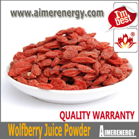 Wolf Berry juice powder for Beverage and Chinese Specialty herbal drink