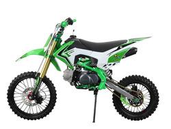 GREEN CRF110 pit bike high quality 125cc new dirt bike,CRF110 pit bike(DB125-CRFN)