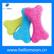 Newest Best Selling Top Quality Durable Eco-friendly Dog Toy Rubber Bones