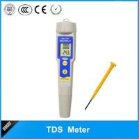 Professional digital water ph conductivity tds meter