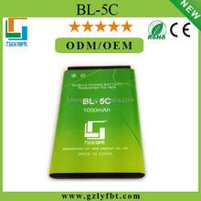 Cheap external cell phone battery batteries Bateria De Celular Para Battery for Nokia Bl-5C