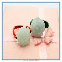 Fashion top selling lastest styles high quality emerald ring