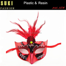 Hot Sale Sexy Hallowmas Masquerade Masks With Flower Mask Dance Party Mask