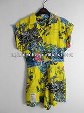 ningbo damas deimpresión de sublimación para camisa de manga larga