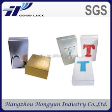 China manufacturer paper perfume box
