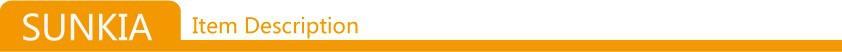 Дневные ходовые огни SUNKIA 2 /6 6LED 3W DRL