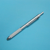 Top quality 4 in 1 Metal ballpoint pen Multi-function metal advertising ball pen for Business gift