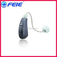 Wireless hearing aid equipment digital bte hear aid products MY-19