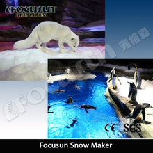 Outdoor Customized Snow Making Machine