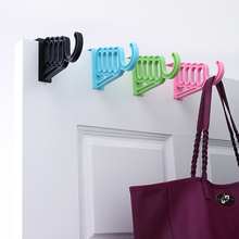 J548 ABS material muti function cloth rack hook