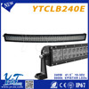 New products looking for distributor 2015 hot led light bar 240w led light bar led tail light bars