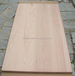 Red Oak board,tongmu puzzle,paulownia edge glued panel Red Oak for sale