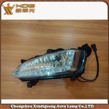 car body accessories led fog light foglamps for santa fe 13 ix 45 hyunda i