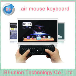 t6 air mouse 2.4ghz wireless keyboard with integrated mouse air mouse keyboard for tv