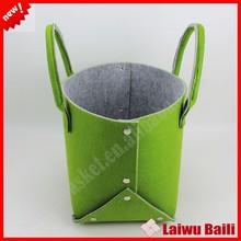 China Supplier Wholesale women felt shoulder bag