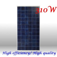 solar panels high efficiency solar panel for house solar Module production line 300W poly