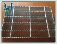industrial project hot dip galvanizing mezzanine grating