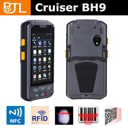 low price Cruiser BH9 industrial RFID waterproof dustproof shockproof tablet pc