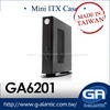 GA6201 mini itx case intel core i7 mini computer desktops