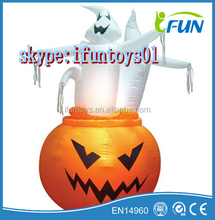 inflatable lightings for helloween events / inflatable helloween decorations with lights / lighting decorations for helloween