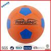 25% Rubber custom design soccer balls