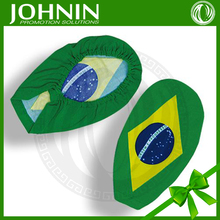 wholesale knitted polyester 2015 new products high quality customized brazil car cover