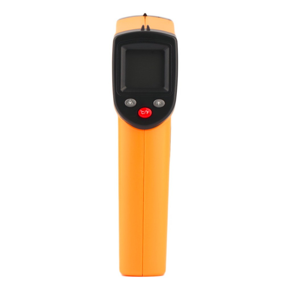 1 Pcs GM320 Laser LCD Numérique Infrarouge Thermomètre Température Mètre Pistolet Point-50 ~ 330 Degré Non thermomètre à Contact Chaude