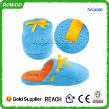 High quality warm popular sheepskin indoor slipper women