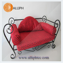 Deluxe Pet Bed Cute Classic Pet products Wrought Iron products