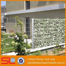 factory direct supplier galvanized before weaving welded mesh gabion basket for a hot sale