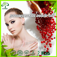 punica granatum extract natural pomegranate seed oils