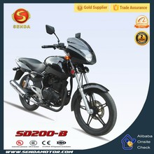 Chinese New Brand Wholesale Price Tyre High Performance Street Motorcycle SD200-B