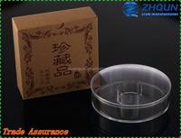 Clear wholesale plastic bangle box design indian