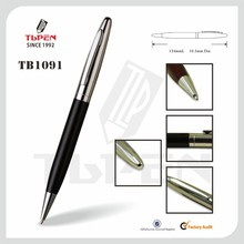 twist action copper metal ballpoint pen TB1091