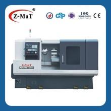 New! Flat bed CNC turning lathe tailstock, CNC lathe machine price