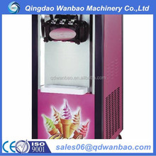 Commercial soft ice cream machine BQL-838 for Africa market