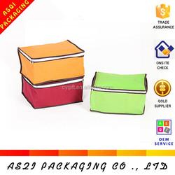 2015 popular plain zipper foldable jumbo bag manufacturer for packaging grocery