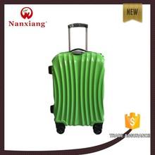 FASHION Zipper luggage, ABS, ABS+PC TROLLEY LUGGAGE SCHOOL BAG