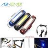 3 Modes 100% Lighting 50% Lighting and Flashing 3.7V Li-ion Battery Power Supply Aluminum 3w Cob Seatpost LED Light Bike