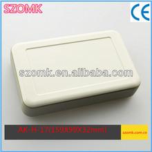 china fabricante eléctricos de plástico abs caja de diseño