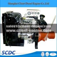 3 cylinder Lovol 1003 diesel engine for water pump
