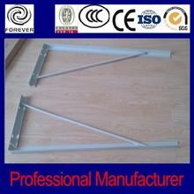 "42"" air conditioner bracket, wall bracket for air conditioner outdoor unit, angle iron air conditioner bracket"