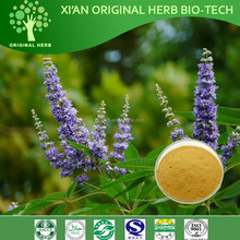 Hight quality Chasteberry Extract, Chasteberry tree extract powder, Vitexin 2% 5%